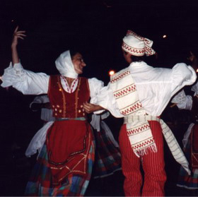 *Dancers in Malta