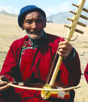 *Mongolian traditional Folk Song