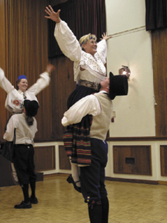 Scandinavian Folk Dancing