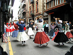 *Basque Dance