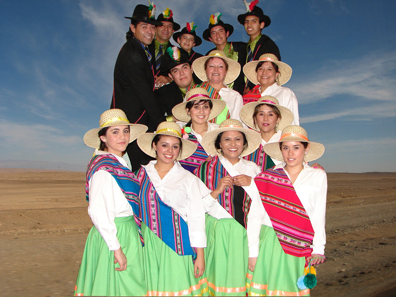 Sauzal Folkloric Dance Group