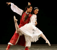 *Chinese classical dance