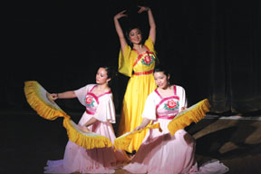 *Chinese Folk Dance