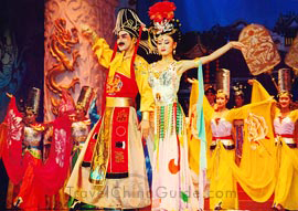 *Chinese Palace Dance